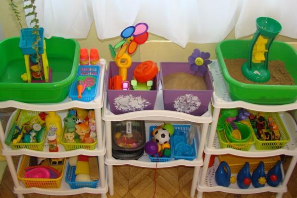 Какие игрушки должны быть во второй младшей группе по фгос