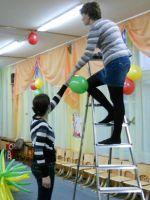 Оформление зала на выпускной в детском саду