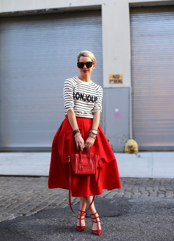 Уличная мода лето 2013
