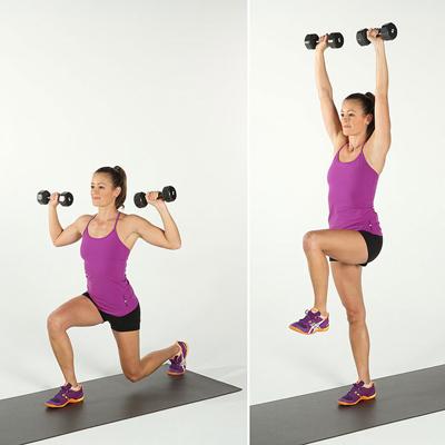 Специальные упражнения для сжигания жира на животе для женщин