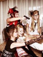 Вечеринка в гангстерском стиле