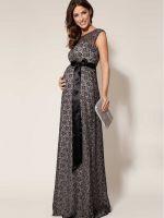 Фото платьев на торжество для беременных