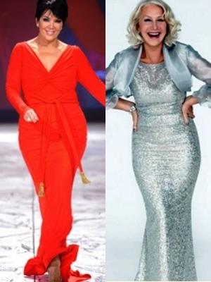 Коктейльные платья для женщин 50 лет