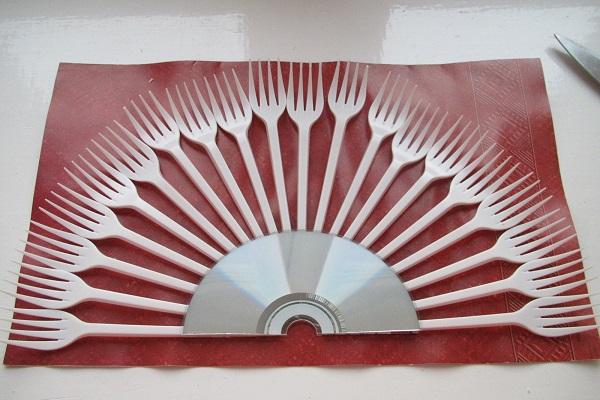 Поделки веера