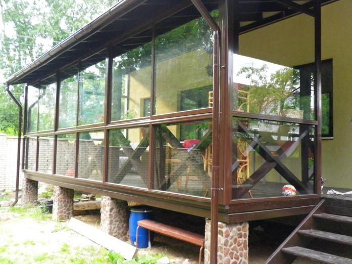 Как увеличить дом - варианты пристроек и построек Своими