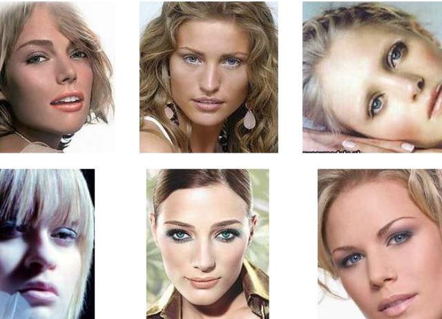 виды макияжа глаз названия и фото