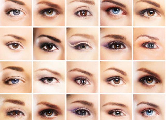 Как изменить макияж глаз