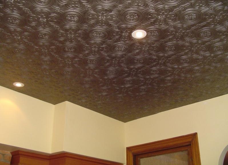 Из чего сделать потолок в квартире