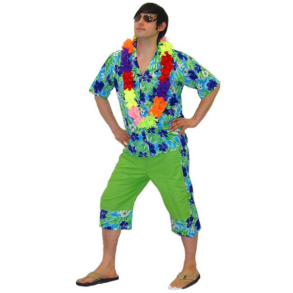 Костюм на гавайскую вечеринку своими руками фото