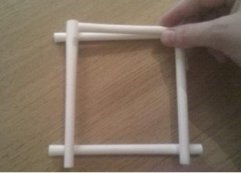как сделать дом из бумаги фото 3