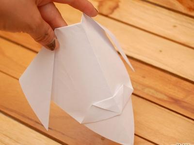 как сделать из бумаги собаку_34