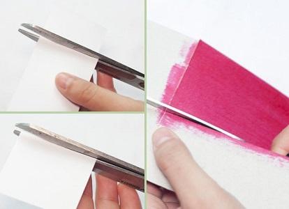 как сделать телефон из бумаги 1
