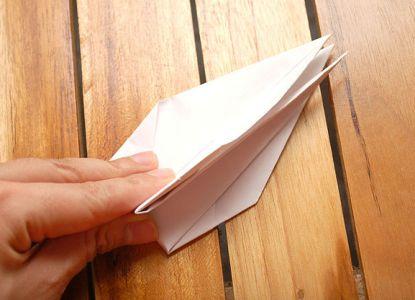 как сделать журавлика из бумаги фото 19