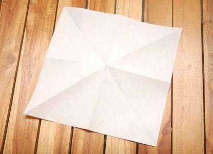 как сделать журавлика из бумаги фото 5