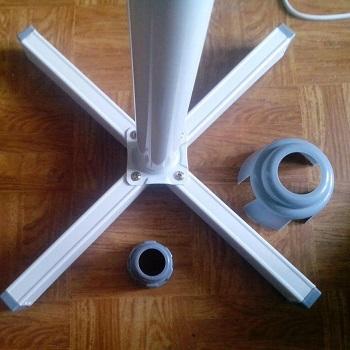 Вентилятор Напольный Инструкция По Сборке - фото 6