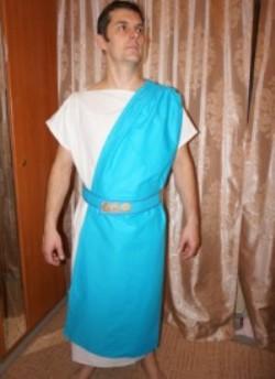 костюм нептуна своими руками 13