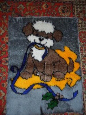 ковровая вышивка 18