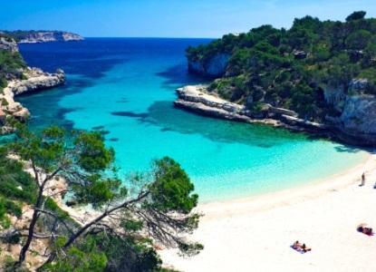 майорка фото пляжей