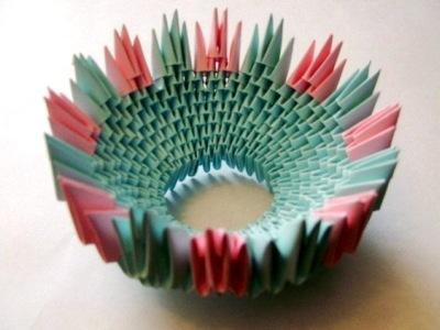Поделки Из Модулей Оригами Животные