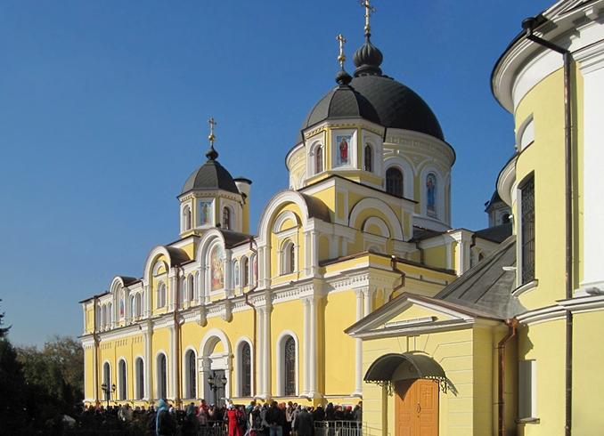 Фото покровского женского монастыря