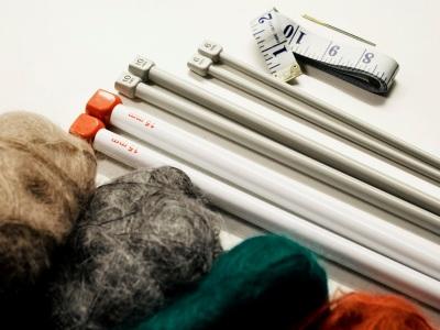 вязание из тонкого мохера спицами 1
