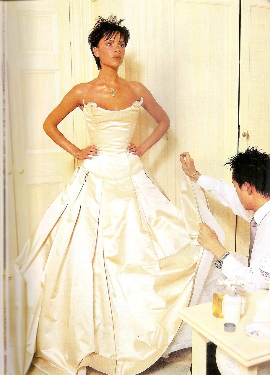 Платья виктория бекхэм
