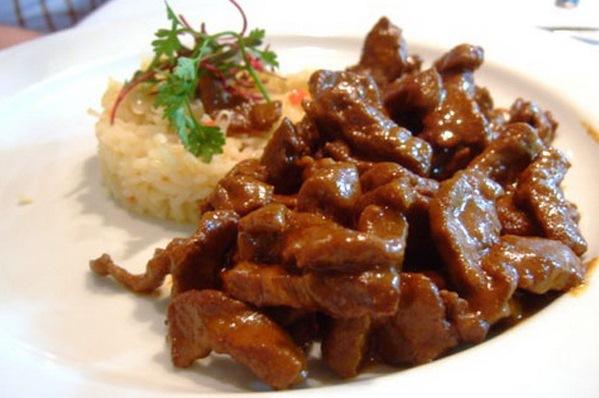 Приготовления блюд из говяжьего вымени рецепты