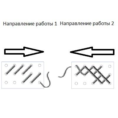 вышитые картины крестиком схемы 4