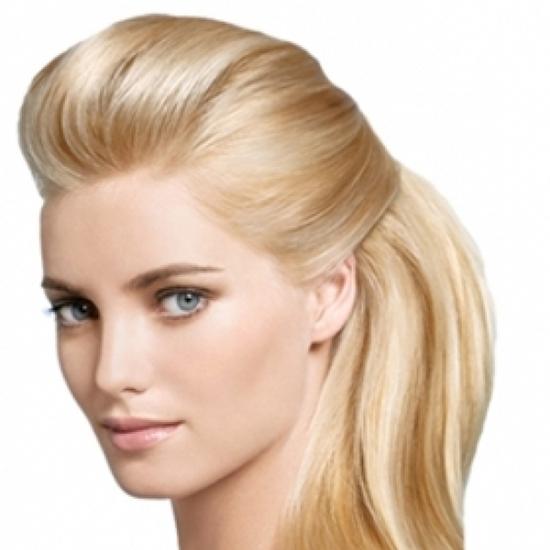 Прическа косы волосы наверх