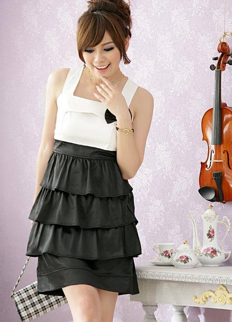 Милое платье японское