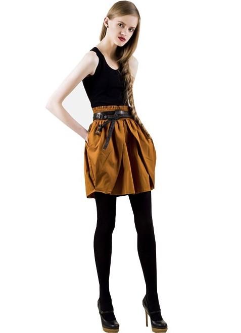Короткой юбки колокол