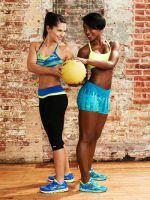 Спортивная одежда для фитнеса женская