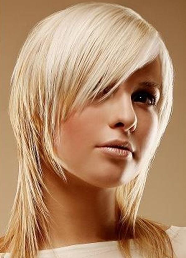 прически для прямых тонких волос фото