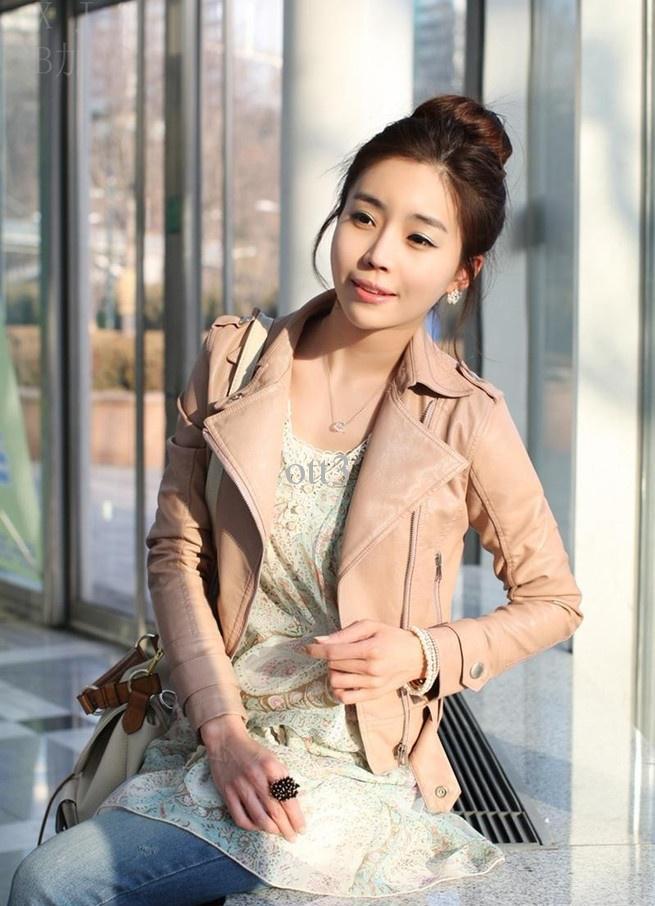 В предстоящем сезоне будут представлены различные модели осенних кожаных курток