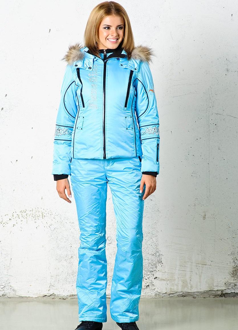 Спортивные зимние костюмы