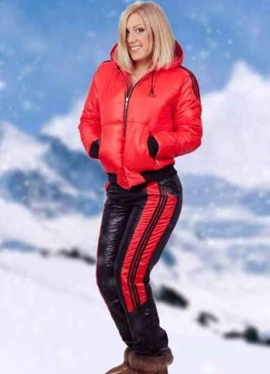 Спортивные костюмы женские теплые зимние