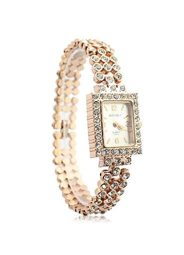 Золотые браслеты для часов женские с бриллиантами