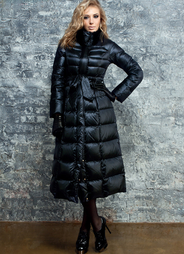 Женские пуховые пальто