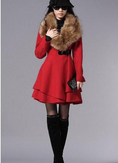 Кашемировое Пальто Зимнее