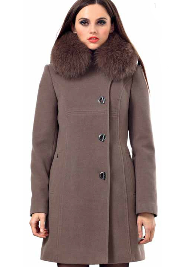 Пальто Женское Зима Купить