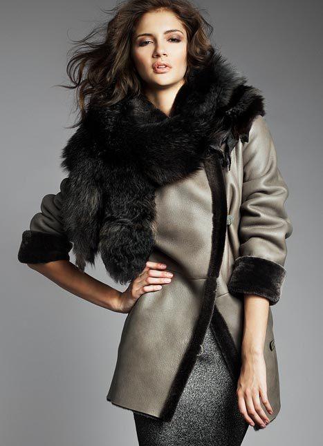Дубленки женские 2012г фото и цены в москве. Из головных уборов лучше только выбрать меховые