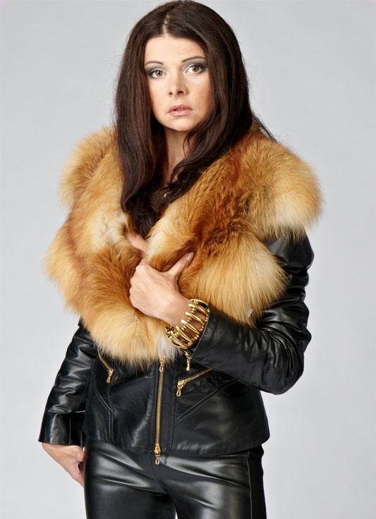 Купить Теплую Кожаную Женскую Куртку В Москве