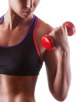Упражнения с гантелями для женщин на все группы мышц