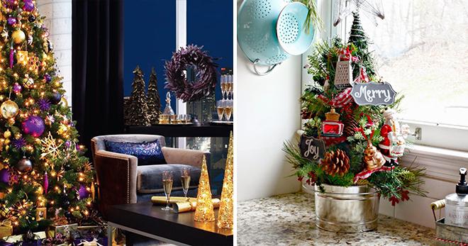 Как нарядить новогоднюю елку: тренды новогоднего декора 2020 года ( 40 фото)