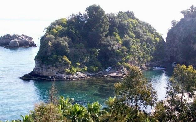 Остров у Сицилии