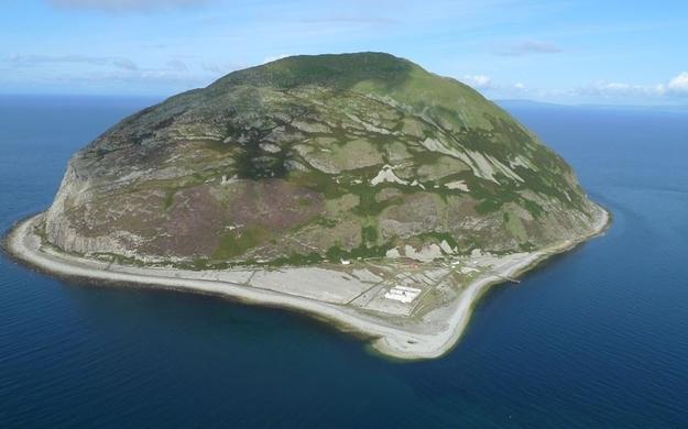 Остров Эйлса-Крейг