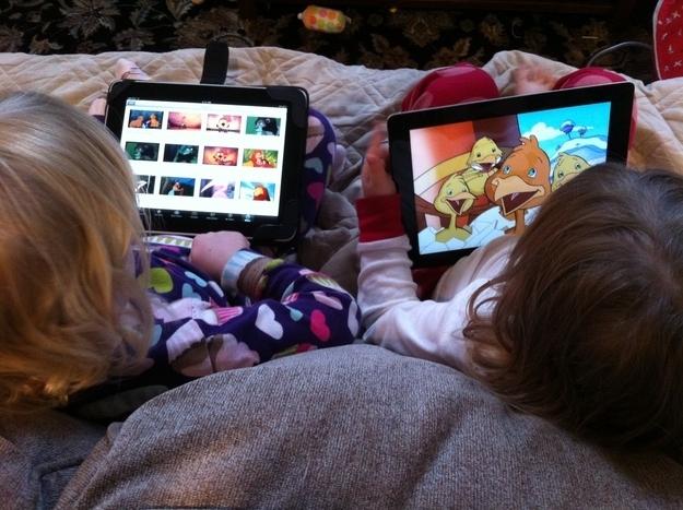 Разрешать детям пользоваться iPad или iPhone
