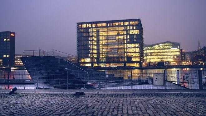 Копенгаген поддерживает баланс между традиционным и современным