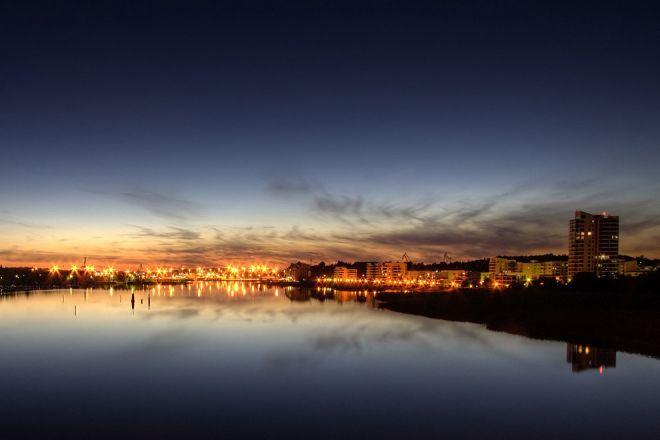 Вид на город Турку