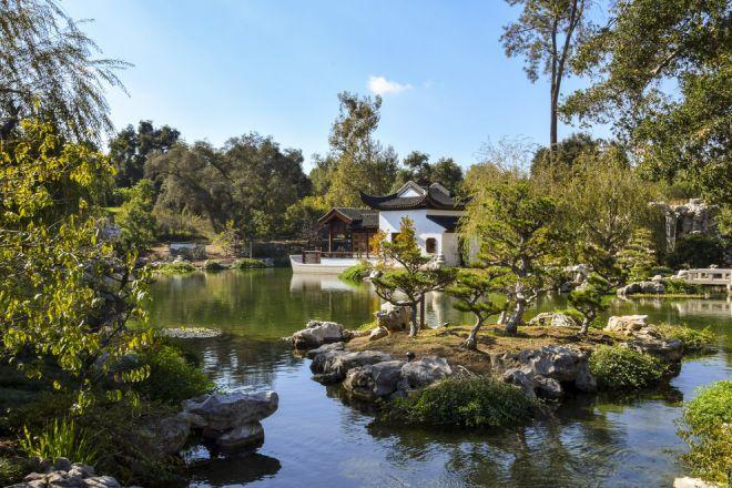 Библиотека Хантингтона и Ботанические сады 1